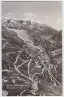 Carte Photo - Grimsel Und Furkastrasse - Rhonegletscher - VS Valais