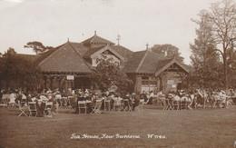 GB Postcard Kew Gardens Tea House 1905 - Middlesex