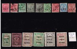 India I.E.F. D. Lot MH MNH */** Used  # 5504 - Military Service Stamp