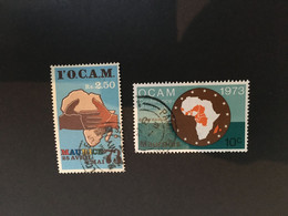 (stamp 13-5-2021)  Mauritius (2 Stamps) - Mauricio (1968-...)