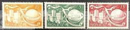 Monaco 1949-1950, Poste, N° 332 à 333, Timbres Splendides, Sans Trace De Charnière - Ungebraucht