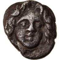 Monnaie, Pisidie, Selgé, Obole, 350-300 BC, TTB+, Argent, SNG-France:1930 - Greek