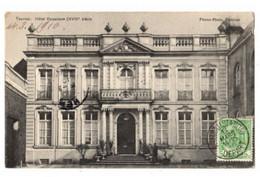 TOURNAI -Hôtel Duquesne - Envoyée En 1910 - Tournai