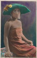 Malaya Postcard Malay Girl - Malaysia