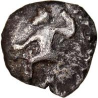 Monnaie, Lycaonie, Laranda, Obole, 324/3 BC, TB+, Argent, SNG-France:444 - Greek