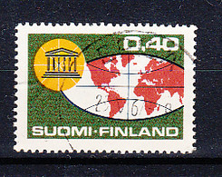 Finlandia 1966 - 20th Anniversary Of UNESCO - UNESCO