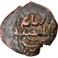 Monnaie, Ayyubids, Al-'Aziz Muhammad, Fals, Halab, TB, Cuivre - Islamic