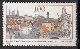 GERMANY Bundes 1881,used - UNESCO