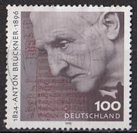 GERMANY Bundes 1888,used - Music