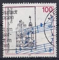 GERMANY Bundes 1890,used - Music