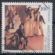 GERMANY Bundes 1895,used - Music