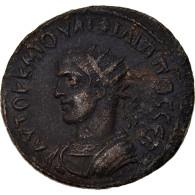 Monnaie, Mésopotamie, Nisibis, Philippe II, Bronze Æ, 247-249, TTB+, Bronze - 3. Province