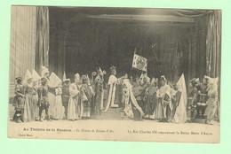 K1009 - NANCY - Au Théâtre De La Passion - Drame De Jeanne D'Arc - Charles VII Couronnant La Reine Marie D'Anjou - Nancy