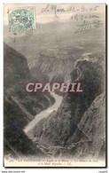CPA Dauphine Ligne De La Mure Les Abimes Du Drac Et Le Mont Aiguille - Ohne Zuordnung