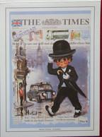 Petit Calendrier Poche 1997 Illustration Michel Thomas Poulbot Journal Rhe Times European - Small : 1991-00