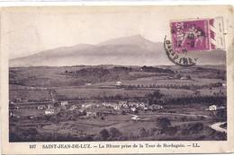 CPA - Saint Jean De Luz - La Rhune Prise De La Tour De Bordagain - Saint Jean De Luz