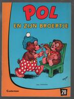 Casterman Pol, Pel En Pingo: Pol 20: Pol En Zijn Broertje (Carla & Vilhelm Hansen) 1972 - Andere
