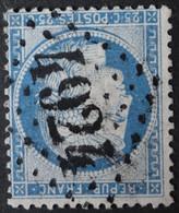 60A Obl BUREAU SUPPLEMENTAIRE GC 4924 Renaze (51 Mayenne ) Ind 11 - 1849-1876: Periodo Clásico