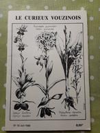 Le Curieux Vouzinois N°18 Juin 1988 La Première Guerre En Argonne  1914 à 1915 Ardennes 08 - 1950 à Nos Jours