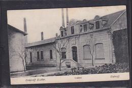 B71 /   Diesdorf Distroff Lothringen , Kasino B. Diedenhofen 1915 - Lothringen