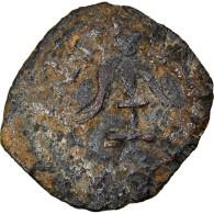 Monnaie, Judée, Hasmonean Kingdom, Alexander Jannaeus, Prutah, 104-76 BC - Greek
