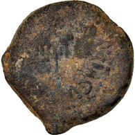 Monnaie, Judée, Herodians, Agrippa I, Prutah, RY 6 (41/42 AD), Jerusalem, TB - Greek