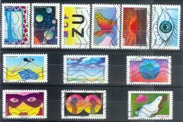 Superbe Série Adhésive La Vue 2015 Oblitérée TTB - Adhesive Stamps