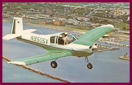Avion Planeur - Aircraft - Plane - Airplane - MOONEY CADET M 10 - Photo TONY LINCK - Edit. WOMACK CLAYPOOLE - 1946-....: Era Moderna