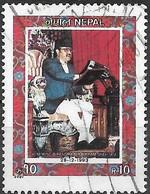 NEPAL 1993 King Birendra's 49th Birthday - 10r - King Birendra FU - Nepal