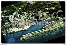 CPSM La Corse Oasis De Beaute Centuri Vue Generale Sur I'Ensemble Du Petit Port - Other Municipalities