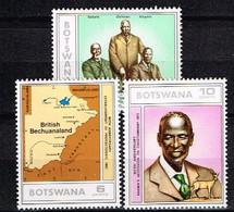 BOTSWANA/ Neufs**/MNH**/ 1975 - Anniversaires - Botswana (1966-...)