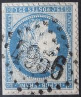 60C/fgmt Obl BUREAU SUPPLEMENTAIRE GC 4956 Nissan (33 Hérault ) Ind 9 - 1849-1876: Klassik