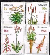 BOTSWANA/ Neufs**/MNH**/ 1975 - Noel / Aloes - Botswana (1966-...)