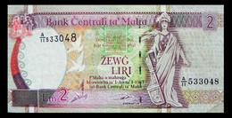 # # # Banknote Malta 2 Liri 1994 # # # - Malta