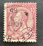 Leopold II OBP 46 - 10c Gestempeld GEET-BETZ - 1884-1891 Leopoldo II