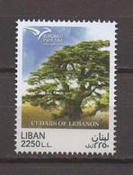 Euromed 2017 MNH Lebanon Stamp Cedar Liban Libanon - Lebanon