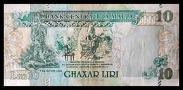 # # # Banknote Malta 10 Liri 1994 # # # - Malta