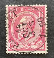 Leopold II OBP 46 - 10c Gestempeld HAMONT - 1884-1891 Leopoldo II