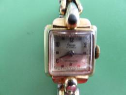 Montre Reuster Dorée - Watches: Old