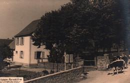Carte-Photo - SCHWEIZERHOF - Maison Forestière .... - Autres Communes