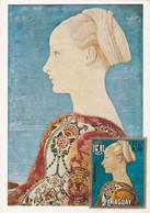 Carte Maximum Painting Peinture Paraguay Domenico Veneziano - Paraguay