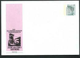 ZECHE ZOLLERN II DORTMUND Bund PU288 B2/003-I 1987  Kat. 5,00 € - Other