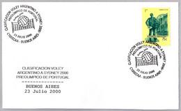 PREOLIMPICO DE PORTUGAL PARA SYDNEY 2000. VOLEIVOL - VOLLEYBALL. Buenos Aires 2000 - Volleyball