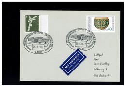 GERMANIA - BONN  NOVEMBER 1977 - EUROPAISCHE GEMEINSCHAFT - European Community