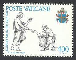 Vatican, 400 L. 1979, Sc # 647, Mi # 738, MNH - Unused Stamps