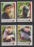 Papua New Guinea Monkey Mnh. - Mono