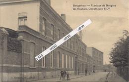 """BORGERHOUT-ANTWERPEN """"FABRIQUE DE BOUGIES DE ROUBAIX  OEDENKOVEN &CO"""" G.HERMANS - Antwerpen"""