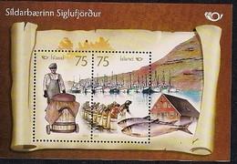 2010 Island  Mi. Bl. 49  **MNH   NORDEN - Nordische Mythen - Europäischer Gedanke