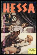 """""""HESSA 32: Hessa Tegen Eva Braun""""- Strip Voor Volwassenen - B.V. Uitgeverij """"De Vrijbuiter"""" - Tilburg. - Zonder Classificatie"""