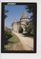 POMPADOUR Cité Du Cheval, Corrèze En Limousin, Le Château (n°3 Photoguy) - Otros Municipios